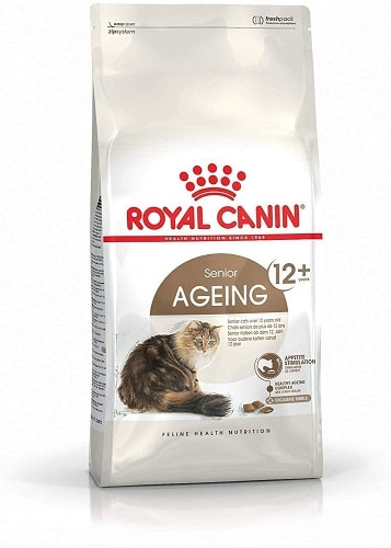 Royal Canin para gatos senior Ageing 12