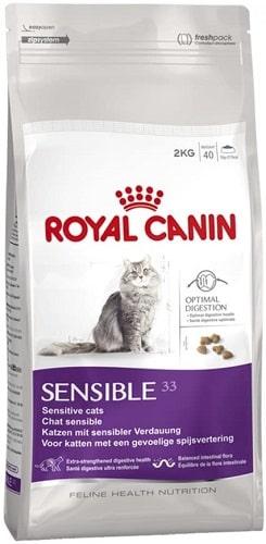 Royal Canin para gatos Sensible 33