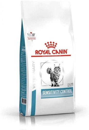 Royal Canin Veterinary para gatos Sensitivity Control