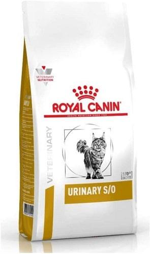 Royal Cain Veterinary para gatos Urinary S/O